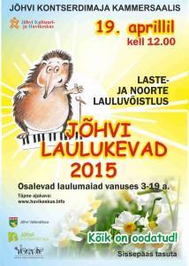 Jõhvi Laulukevad 2015